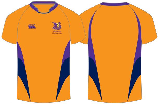Wanderers home kit